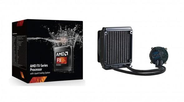"""Noul chip """"fierbinte"""" de la AMD"""
