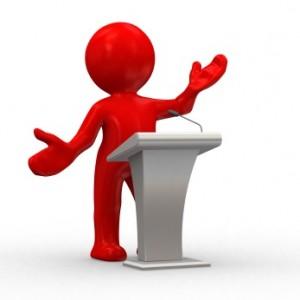 Cum sa fii un Public Speaker bun
